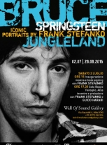 BRUCE SPRINGSTEEN. JUNGLELAND. Iconic portraits by FRANK STEFANKO.
