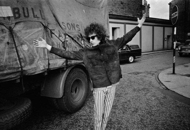 Bob Dylan London 1966