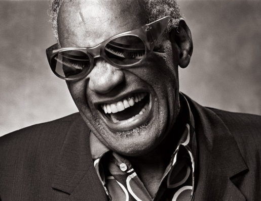 RAY CHARLES by NORMAN SEEFF