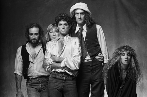 FLEETWOOD MAC by NORMAN SEEFF
