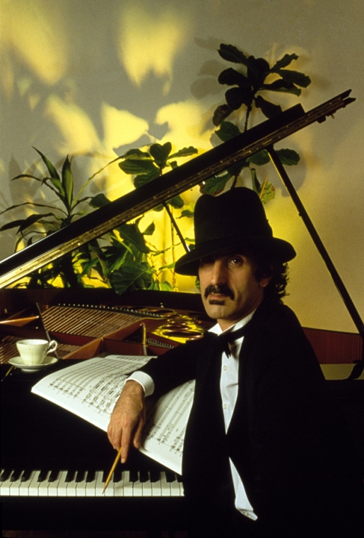 FRANK ZAPPA by GUIDO HARARI