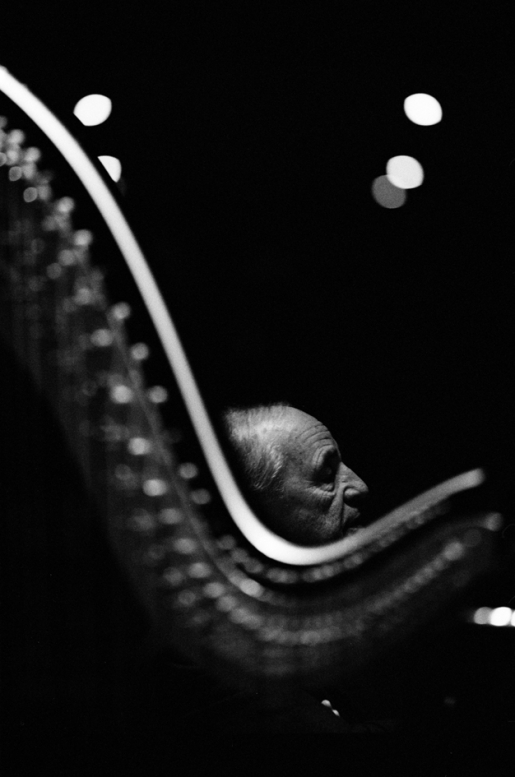 PIERRE BOULEZ by GUIDO HARARI