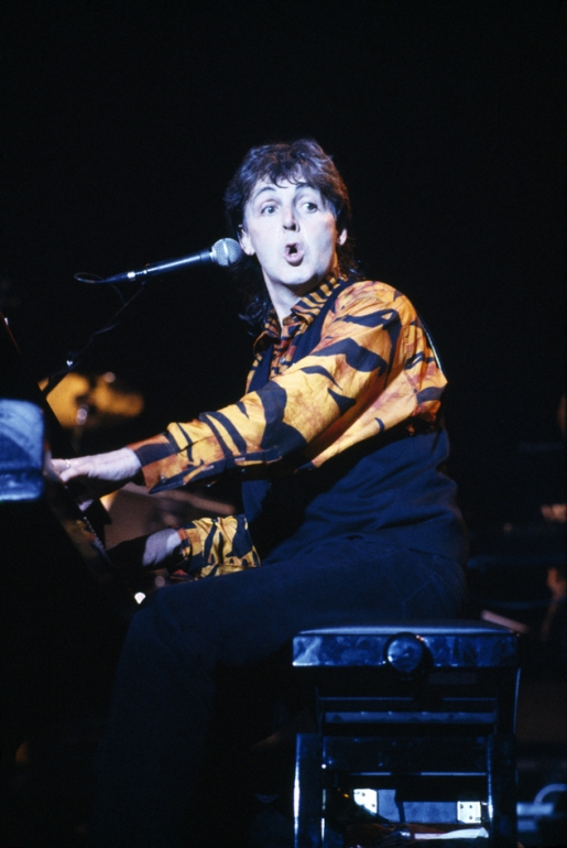 PAUL MCCARTNEY by GUIDO HARARI