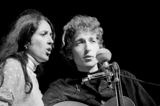 JOAN BAEZ by JOE ALPER