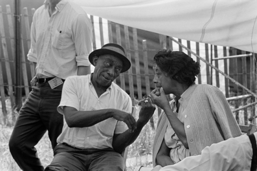 MISSISSIPPI JOHN HURT by JOE ALPER