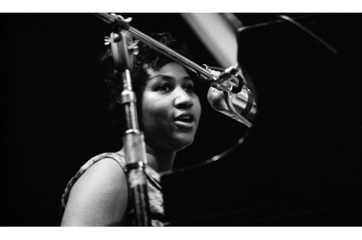 ARETHA FRANKLIN by JOE ALPER