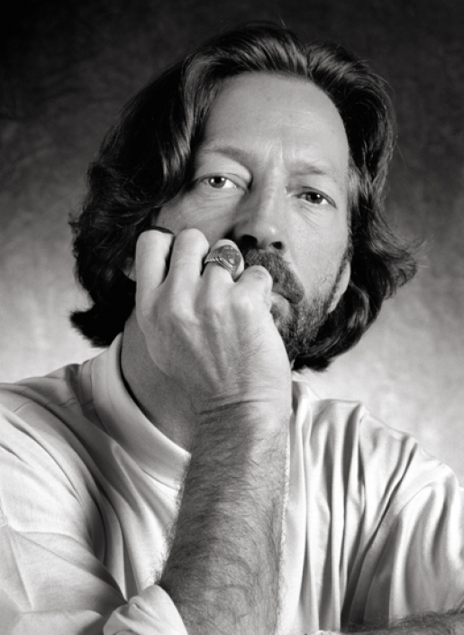 ERIC CLAPTON by LUCIANO VITI