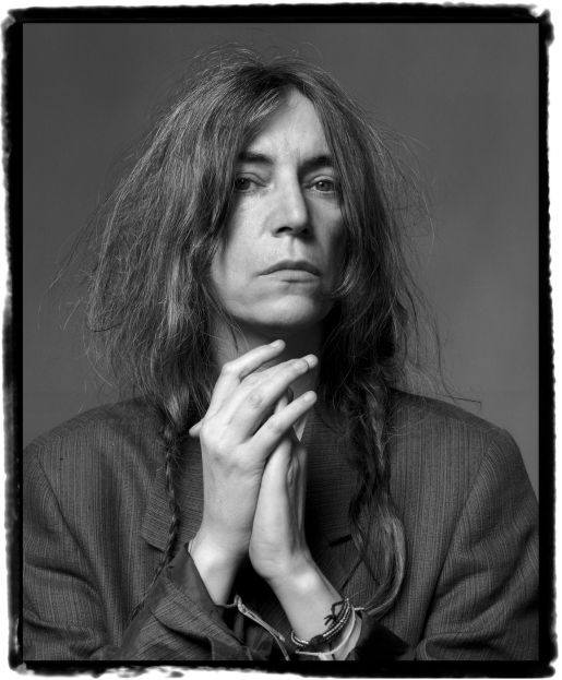 PATTI SMITH by GUIDO HARARI