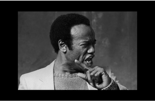BOBBY WOMACK by NORMAN SEEFF