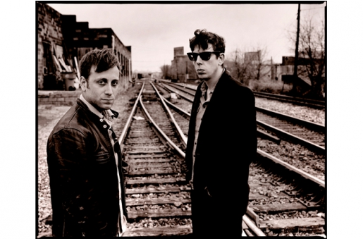 THE BLACK KEYS by KEVIN WESTENBERG