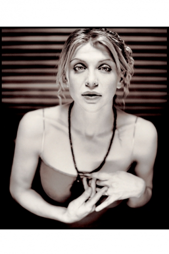 COURTNEY LOVE by KEVIN WESTENBERG