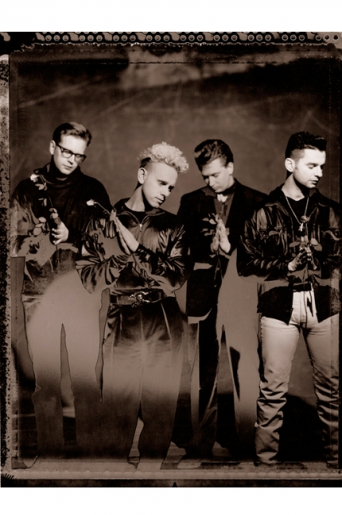 DEPECHE MODE by KEVIN WESTENBERG