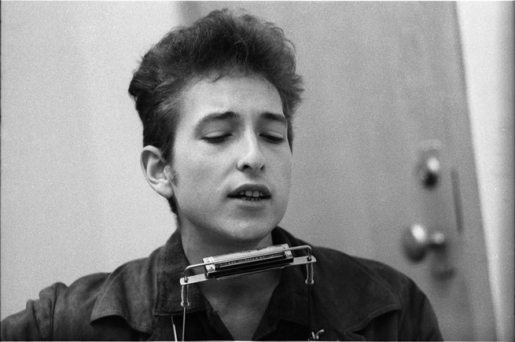 BOB DYLAN by BARRY FEINSTEIN