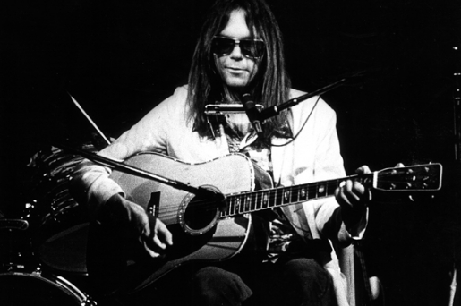 NEIL YOUNG by CARLO MASSARINI
