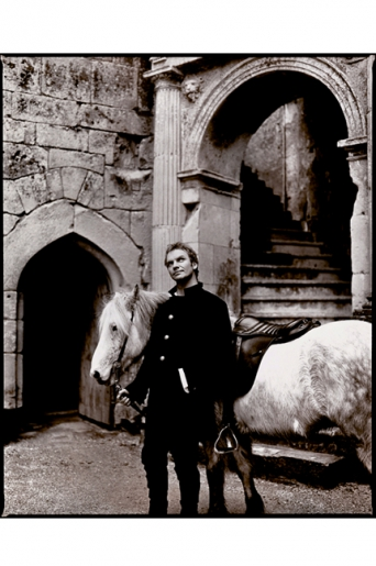 STING by KEVIN WESTENBERG