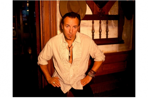 BRUCE SPRINGSTEEN by FRANK STEFANKO