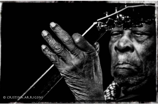 B.B. KING by CRISTINA ARRIGONI