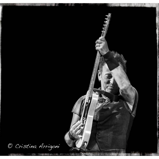 BRUCE SPRINGSTEEN by CRISTINA ARRIGONI