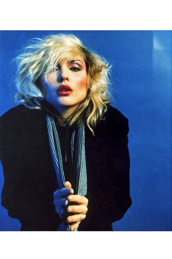 DEBBIE HARRY by MICK ROCK