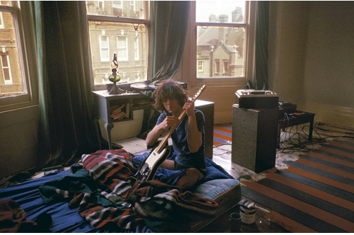 SYD BARRET by MICK ROCK