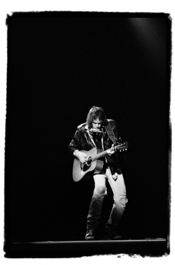 NEIL YOUNG by GUIDO HARARI