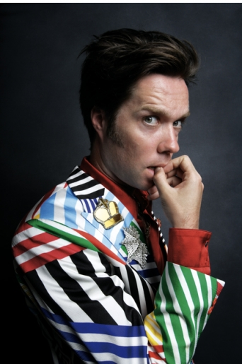 RUFUS WAINWRIGHT by GUIDO HARARI