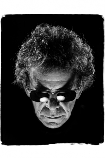 LOU REED by GUIDO HARARI