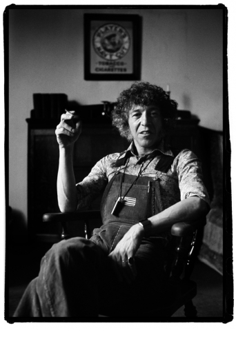 ALEXIS KORNER by GUIDO HARARI