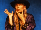 JONI MITCHELL, Los Angeles, 1991. by GUIDO HARARI