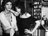 Patti Smith & Robert Mapplethorpe, New York, 1969 by NORMAN SEEFF