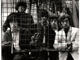 The ROLLING STONES, Caged, 1965 by GERED MANKOWITZ
