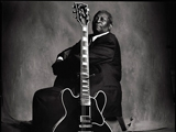 B.B. KING, Roma, 1987 by LUCIANO VITI