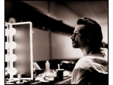 BONO IN THE MIRROR, Vancouver, 2005. by KEVIN WESTENBERG