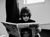BOB DYLAN, Birmingham, 1966. by BARRY FEINSTEIN