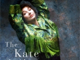 KATE BUSH, LONDON, 1989. POSTER #2 by GUIDO HARARI