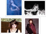 KATE BUSH, SPECIAL PRINT SET. by GUIDO HARARI