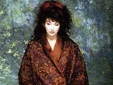 KATE BUSH, LONDON, 1989 by GUIDO HARARI