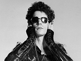 Lou Reed, Holding Head, London, 1975 by MICK ROCK