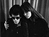Lou Reed and Nico, Blakes Hotel, London, 1975 by MICK ROCK
