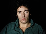 BRUCE SPRINGSTEEN,  by FRANK STEFANKO