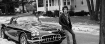 LA MOSTRA ''SPRINGSTEEN. FURTHER UP THE ROAD'' DI FRANK STEFANKO ALLA ONO DI BOLOGNA, IL 18 OTTOBRE!