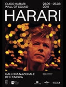 GUIDO HARARI. DAVID BOWIE